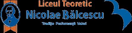 """Logo of Liceul Teoretic """"Nicolae Bălcescu"""""""